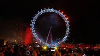 ロンドン大花火